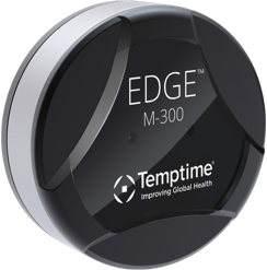 EDGE M-300 mobile temperature sensor, wireless blue-tooth, Temptime