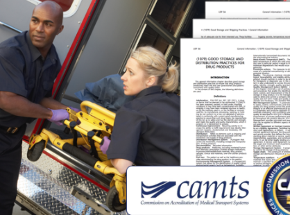 USP Chapter 1079 and EMS Accreditation: What you need to know