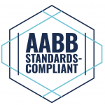AABB Standards Compliant seal for blood temperature indicator Safe-T-Vue